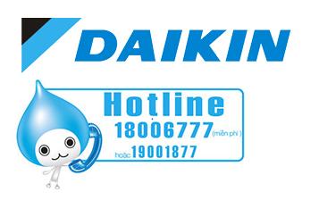 Hotline tổng đài Daikin